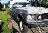 Classic 1969 Ford Mustang Fastback for Sale
