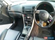 03 Subaru Liberty GT turbo for Sale