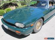 Jaguar: XJS BRG for Sale