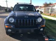 Jeep Cherokee 4x4 Limited 3.7l 2003 for Sale