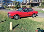 BMW E30 325e for Sale