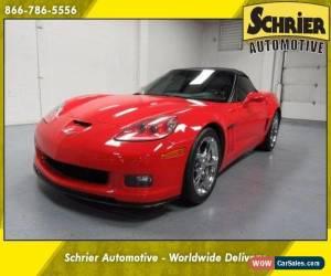 Classic 2011 Chevrolet Corvette Grand Sport Convertible 2-Door for Sale