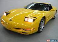 2002 Chevrolet Corvette for Sale