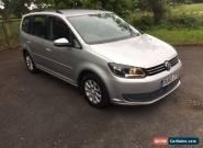 Volkswagen Touran 1.6TDI S 7 Seats for Sale
