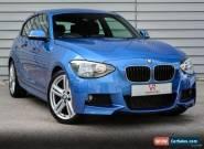 2014 (63) BMW 1 SERIES 2.0 125D M SPORT 3DR Manual for Sale
