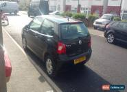 2002 VOLKSWAGEN POLO S BLACK 1.4 for Sale