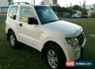 2007 Mitsubishi Pajero Short wheel base - one owner for Sale