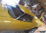 Chevrolet: Corvette 418/Paint:953 for Sale