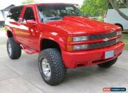 1998 Chevrolet Tahoe for Sale