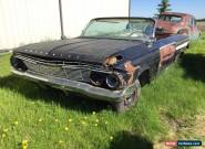 1961 Chevrolet Impala Convertible for Sale
