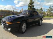 1987 Toyota Supra Targa 5 Speed for Sale