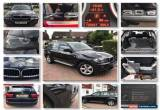 Classic BMW X5 3.0 diesel 2007 7 seater E70 SE 230bhp for Sale