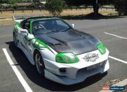 Toyota Aerotop Supra convertable not Ford Holden Nissan  for Sale