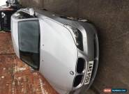 BMW 5 SERIES 525D SE DIESEL AUTO 4 DOOR SALOON SILVER 2004   for Sale