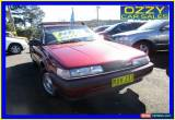 Classic 1991 Mazda 626 Estate (5 Seat) Burgundy Manual 5sp M Wagon for Sale