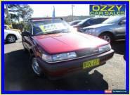 1991 Mazda 626 Estate (5 Seat) Burgundy Manual 5sp M Wagon for Sale