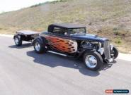 Hot Rod 1933 Ford Roadster for Sale