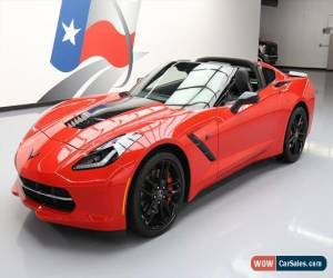 Classic 2015 Chevrolet Corvette Z51 Coupe 2-Door for Sale