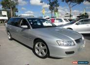 2005 Holden Commodore VZ Equipe Silver Automatic 4sp A Wagon for Sale
