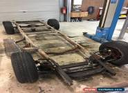 1947 - 1954 Chevrolet 3100 Pickup Chassis, Mustang II, 10 Bolt, Not F100, Camaro for Sale