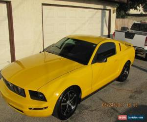 Classic 2006 Ford Mustang Base Coupe 2-Door for Sale