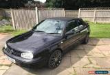 Classic 2001 '51 Reg' VW Golf Cabriolet 2.0 SE Mk3.5 / Mk4 for Sale