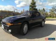 1987 Toyota Supra Targa 5 Speed for Sale