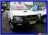 2009 Toyota Hilux KUN26R 09 Upgrade SR (4x4) White Automatic 4sp A for Sale