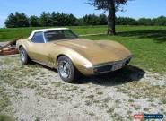 1969 Chevrolet Corvette CONVERTIBLE for Sale