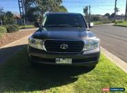 2008 Toyota Landcruiser VDJ200R GXL (4x4) Grey Automatic 6sp A Wagon for Sale