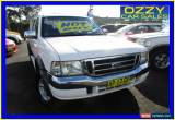 Classic 2006 Ford Courier PH XLT (4x4) White Automatic 5sp A Crew Cab P/Up for Sale
