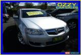Classic 2011 Holden Berlina VE II International Silver Automatic 6sp A Sedan for Sale
