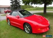 1996 Pontiac Trans Am for Sale