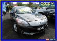 2012 Mazda 3 BL MY13 Maxx Sport Grey Manual 6sp M Sedan for Sale