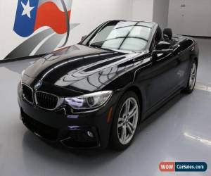 Classic 2014 BMW 4-Series Base Convertible 2-Door for Sale