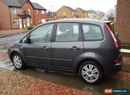 2004 FORD FOCUS C-MAX GHIA GREY / 126K OTC WITH FSH / 6 MONTHS MOT AND SERVICED for Sale