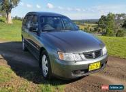 2004 Holden Commodore  VY II Executive Wagon 5dr Auto 4sp 3.8i for Sale