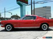1965 Ford Mustang FASTBACK 2+2 for Sale