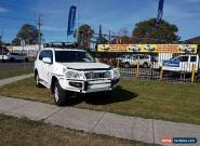 2013 Toyota Landcruiser Prado KDJ150R GX White Automatic A Wagon for Sale