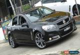 Classic 2013 Holden Commodore VF SS-V Black Automatic 6sp A Sedan for Sale