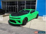 2017 Chevrolet Camaro SS Coupe 2-Door for Sale