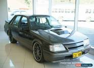 1985 Holden Commodore VK SL Grey Automatic 3sp A Sedan for Sale