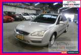 Classic 2006 Ford Focus LS Silver Automatic A Sedan for Sale