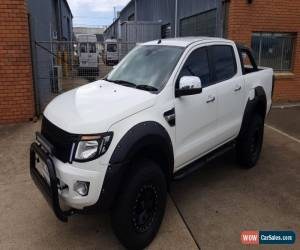 Classic Ford Ranger XLT Dual Cab - Brand New Aftermarket Upgrades - 3.2L Diesel 4x4 for Sale
