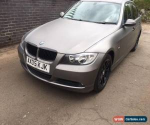 Classic 2005 BMW 3 SERIES 320d SE DIESEL MOT SPARES OR REPAIRS for Sale