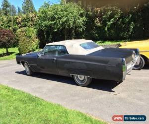 Classic Cadillac: DeVille deville for Sale
