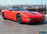 2002 Chevrolet Corvette Convertible for Sale