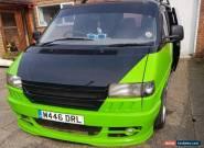 vw t4 transporter 2.4d for Sale