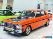 1969 Ford Falcon XW GT Brambles Red Automatic 3sp A Sedan for Sale