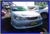 Classic 2003 Toyota Camry MCV36R Sportivo Blue Automatic 4sp A Sedan for Sale